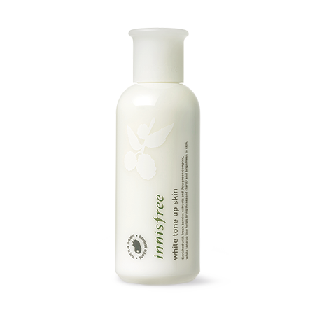 Nước hoa hồng White Tone Up Skin Innisfree (200ml)