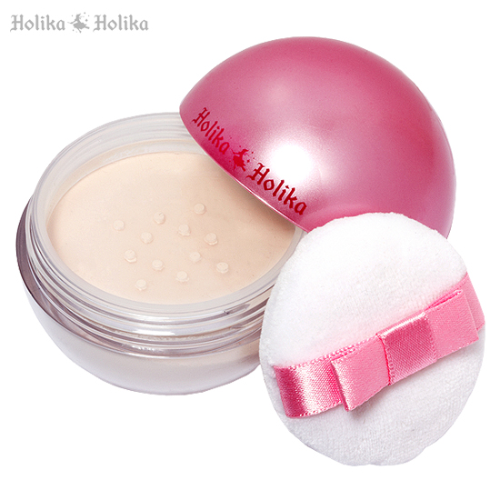 Phấn phủ Holika Pore Magic Cover Powder