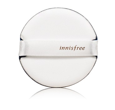Bông phấn Make-up Air Magic Puff Innisfree