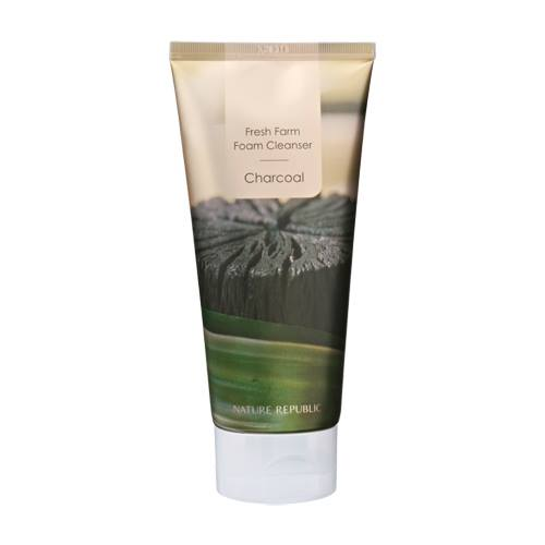 Fresh Farm Foam Cleanser Charcoal (SRM than tre)