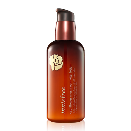 Innisfree Cauliflower Mushroom Vital Lotion