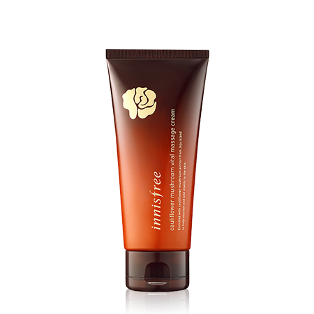 Innisfree Cauliflower Mushroom Vital Massage Cream