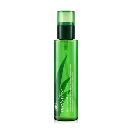 Innisfree Aloe Revial Skin Mist