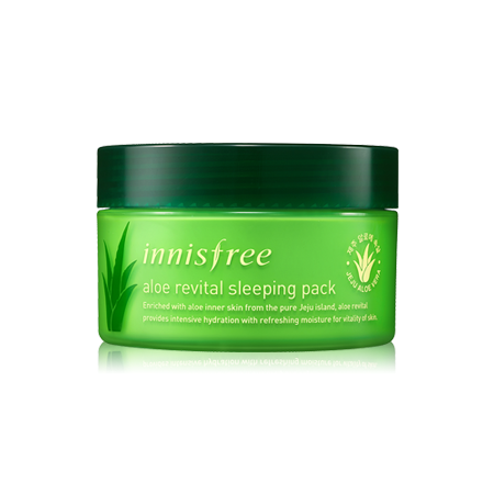 Aloe Revital Sleeping Pack Innisfree