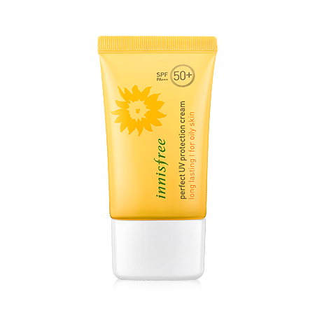 Perfect UV Protection Cream Long Lasting For Oily Skin Spf50+ PA++