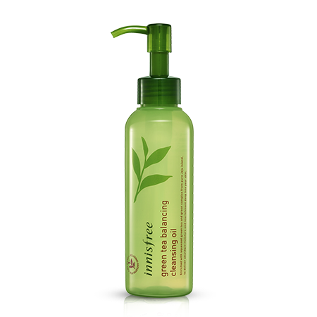Green Tea Balancing Cleansing Oil