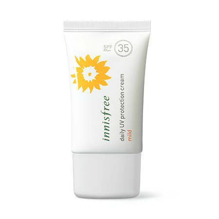 Daily UV Protection Cream Mild Spf35 PA++