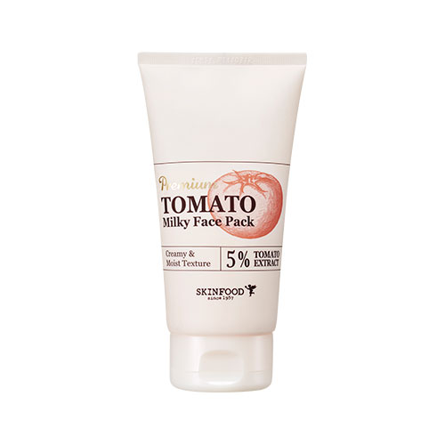 Premium Tomato Whitening Sleeping Pack