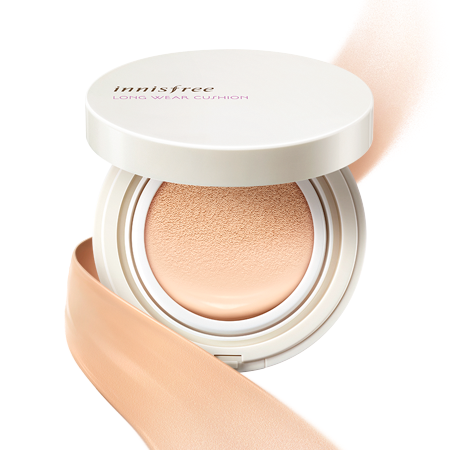 Kem nền Innisfree Long Wear Cushion (2015)