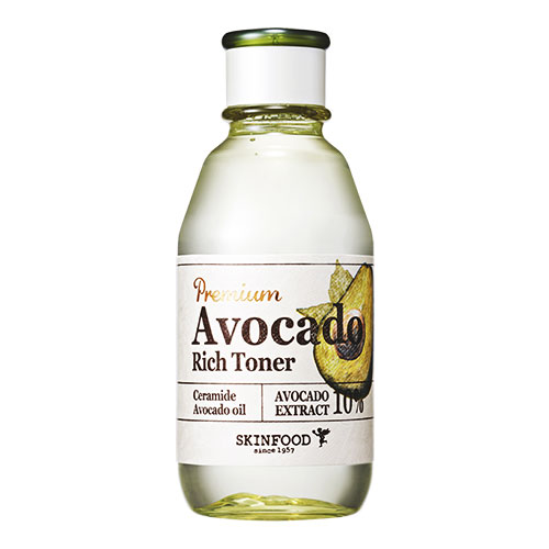 Premium Avocado Rich Toner