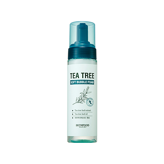Tea Tree Bubble Foam 200ml