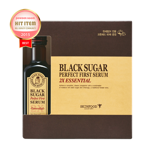 Black Sugar Perfect First Serum 2X –essential-