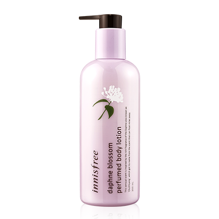 Innisfree Daphne Blossom Perfumed Body Lotion