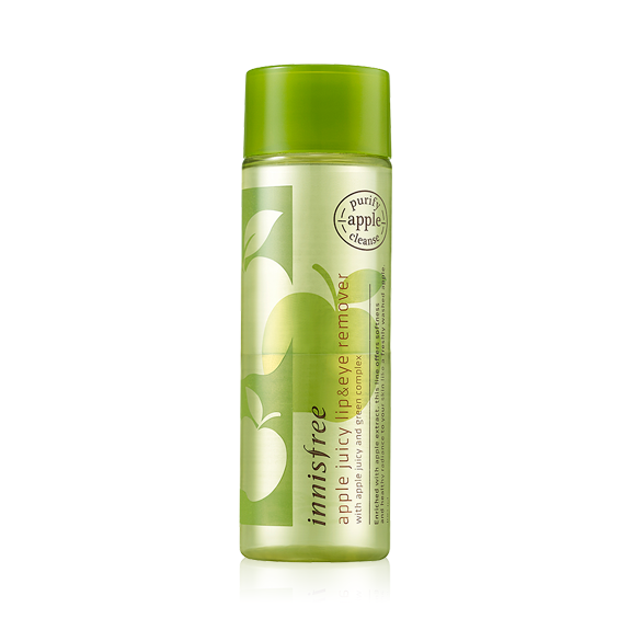 Innisfree Apple Juicy Lip & Eye Remover (100ml)