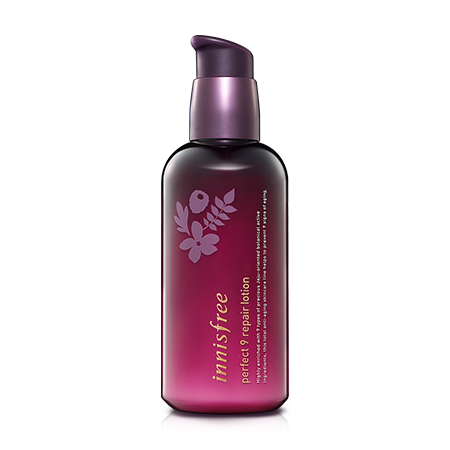 Sữa dưỡng Perfect 9 Repair Lotion Innisfree (160ml)