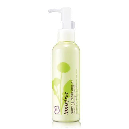 Dầu innisfree calming cleansing oil (150ml)