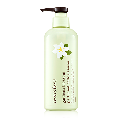Innisfree Gardenia Perfumed Body Cleanser