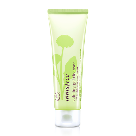 Sữa rửa mặt Innisfree calming gel cleanser (120ml)