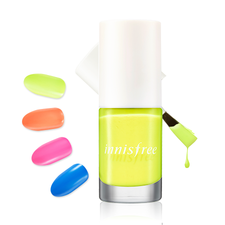 Sơn móng Innisfree Eco nail Color Pro (84-93)