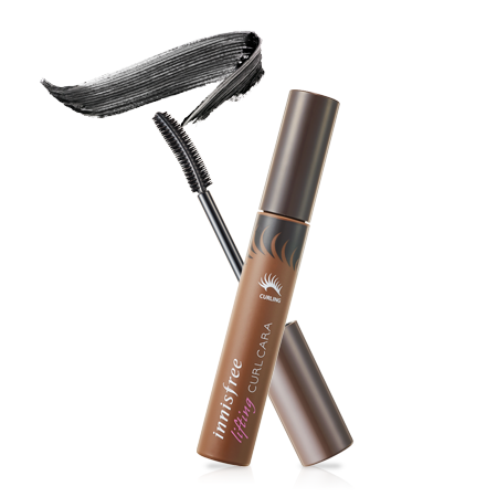 Mascara Innisfree Lifting Curl Cara