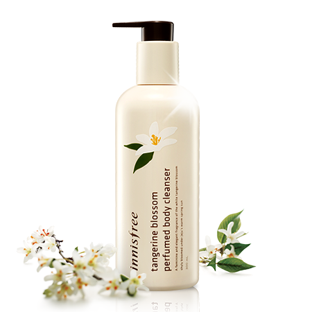 Tangerine Blossom Perfumed Body Cleanser (300ml)