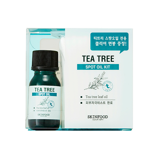 Tea Tree Spot Oil Kit