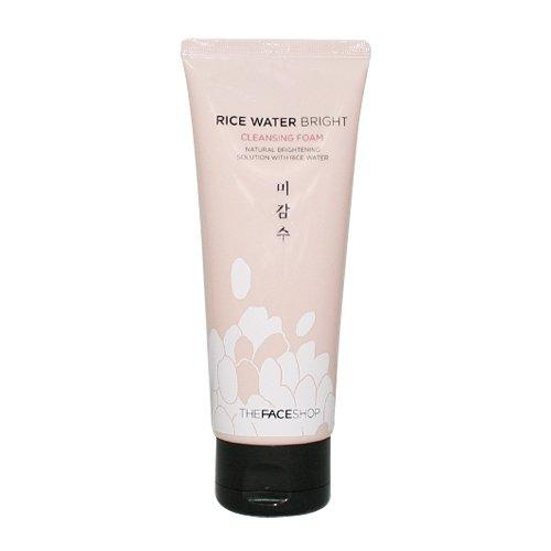 SRM Rice Water Bright Cleansing Foam