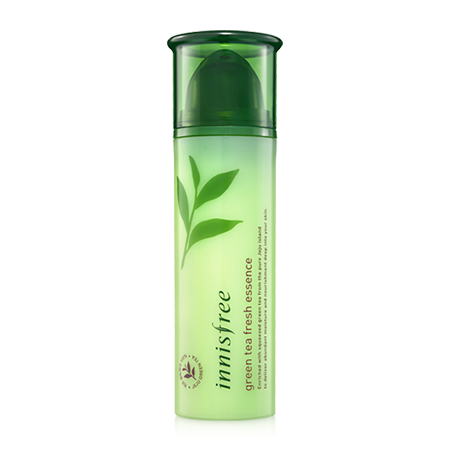 Green Tea Fresh Essence Innisfree – da dầu