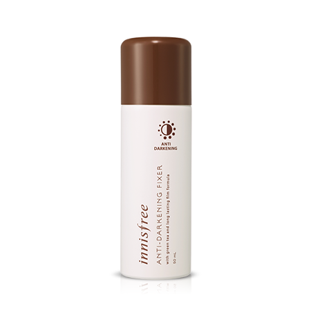Xịt khoáng Innisfree Anti-Darkening Fixer (50ml)