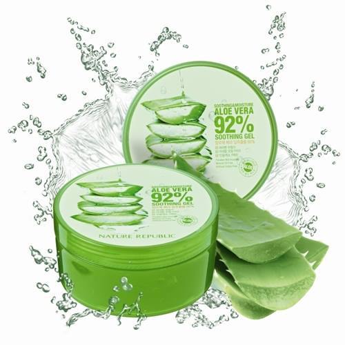 Aloe Vera Nature Republic (Gel Lô Hội)