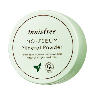 Phấn bột No Sebum Mineral Powder