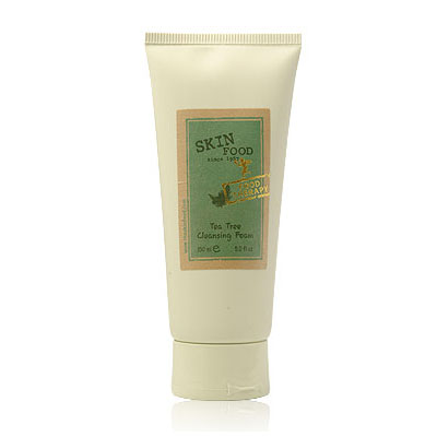 SRM Trà Xanh Tea Tree Cleansing Foam