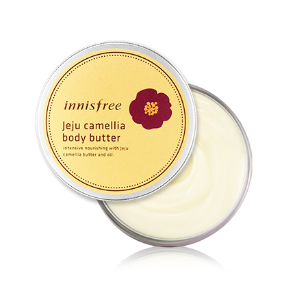 Innisfree Jeju Camellia Body Butter (150ml)