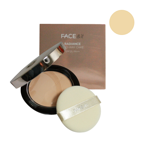 Phấn Face It Radiance Two Way Care