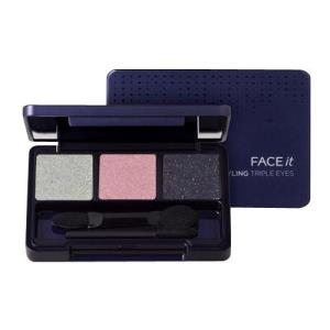 Phấn mắt 3 màu Face it Styling Triple Eyes