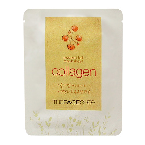 Essential Mask Sheet Collagen - Mặt Nạ Collagen