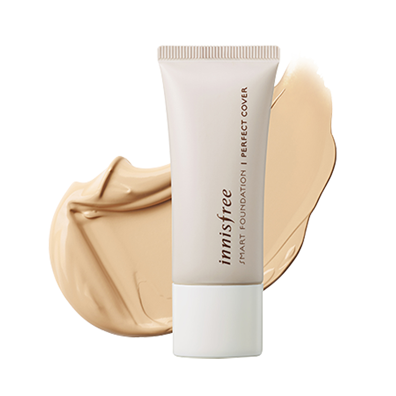 Smart Foundation SPF33 PA+++ (Perfect Cover)