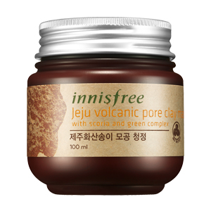 Mặt nạ Jeju Volcanic Pore Clay Mask