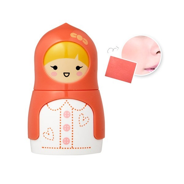Phấn má Lovely MEEX Petit Cheek Stick