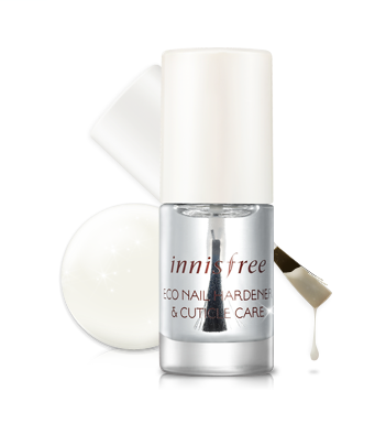 Sơn dưỡng Innisfree Eco Nail Harder & Cuticle Care 1
