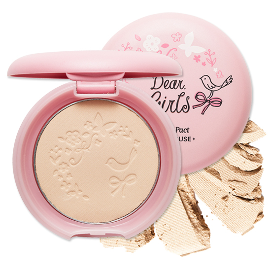 Phấn Dear Girls Be Clear Pact (nhạy cảm)
