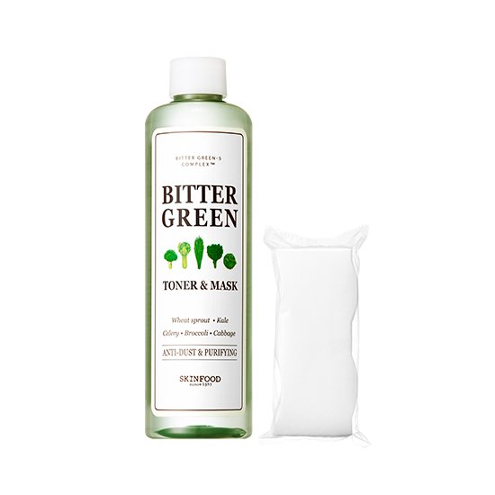 Bitter Green Toner & Mask 300ml