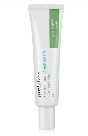 Kem The Minimum Fresh Cream Innisfree (30ml)