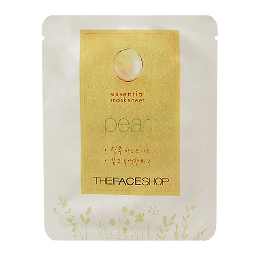 Essential Mask Sheet Pearl - Mặt Nạ Ngọc Trai