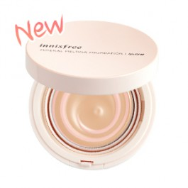 Kem nền Innisfree Mineral Melting Foundation Glow