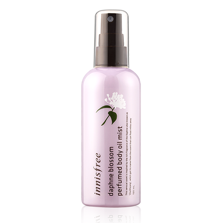 Daphne Blossom Perfumed Body Oil Mist (150ml)