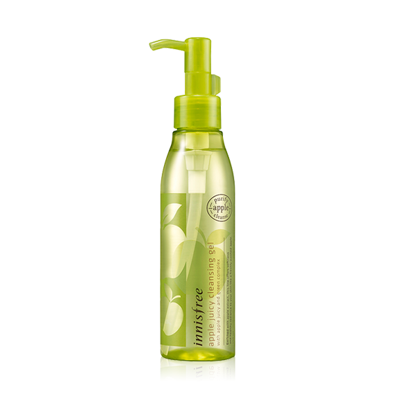 Tẩy trang Innisfree Apple Juicy Cleansing Gel (150 ml)
